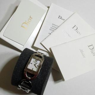 クリスチャンディオール(Christian Dior)のChristian Dior les montres d78 109シェル文字盤(腕時計)