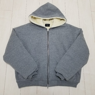 フィアオブゴッド(FEAR OF GOD)のFEAR OF GOD 5th Heavy Terry Alpaca JKT(ブルゾン)