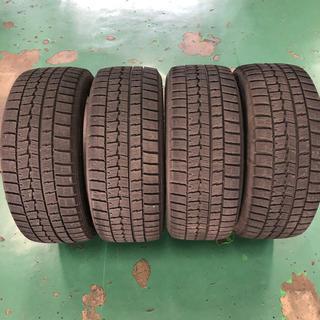 ダンロップ(DUNLOP)の中古スタッドレスタイヤ 235/45R17ダンロップ 4本(タイヤ)