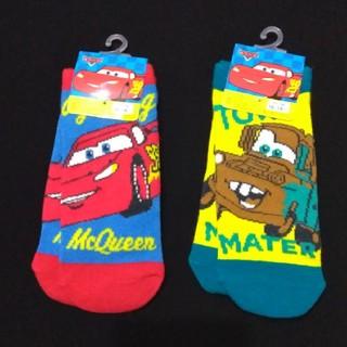 Disney - 【新品】Disney カーズ 靴下2足セット(16~18cm)
