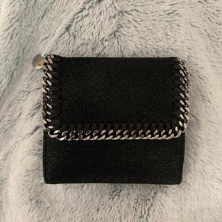 Stella McCartney - ステラマッカートニー 財布 ブラック