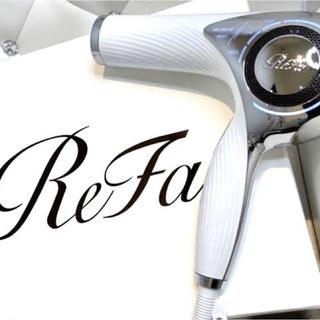 ReFa - 新品未使用送料込☆リファ ビューテック ドライヤー