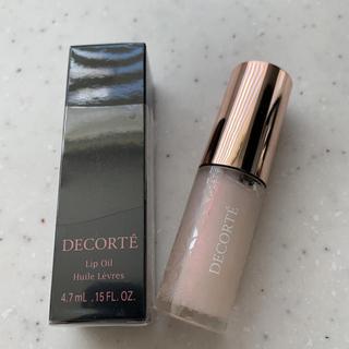 COSME DECORTE - 未使用品 COSME DECORTE コスメデコルテ リップオイル 01。