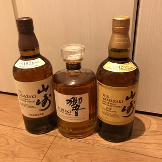 サントリー - ウイスキー 3本セット