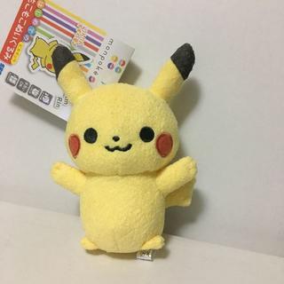 ポケモン(ポケモン)のピカチュウ はじめてのモコモコぬいぐるみ(ぬいぐるみ/人形)