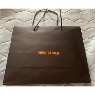 COMME CA MEN - ショップ袋