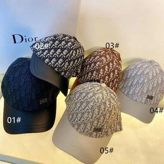 クリスチャンディオール(Christian Dior)のDiorクリスチャンディオールキャップ帽子 CAP212(キャップ)