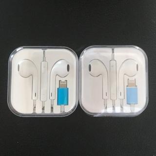 iPhone - iPhone イヤホン ライトニングケーブル Bluetooth 2個