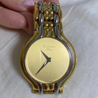 クリスチャンディオール(Christian Dior)のChristian DIOR 腕時計(腕時計)