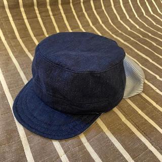 アカチャンホンポ(アカチャンホンポ)の赤ちゃん サイズ42 キャスケット キャップ 帽子 男の子 女の子(帽子)