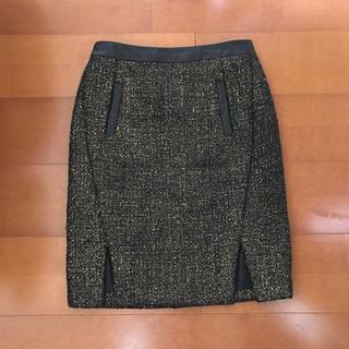 ジルバイジルスチュアート(JILL by JILLSTUART)のジルbyジルスチュアート スカート(ひざ丈スカート)