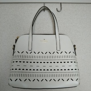 kate spade new york - ケイトスペード 型抜きハンドバッグ