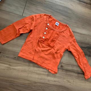 シップスキッズ(SHIPS KIDS)のシップスキッズ 日本製 ロンT(Tシャツ/カットソー)