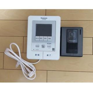 Panasonic - Panasonic カラーテレビドアホン 録画機能付