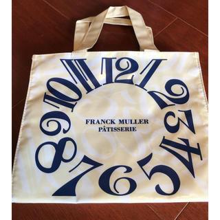 フランクミュラー(FRANCK MULLER)のフランクミュラー パティスリー トートバッグ(トートバッグ)