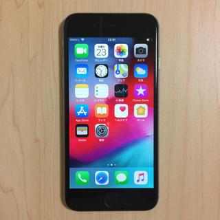 iPhone - 極美品 iPhone6 16GB docomo バッテリー98% 完動品