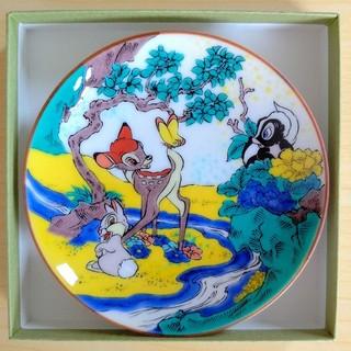 Disney - 【新品】バンビ 九谷焼 豆皿  ディズニー  クラシックマーケット