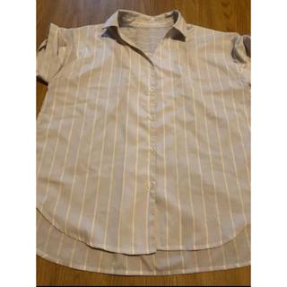 ヴィス(ViS)のビス 半袖シャツ レディース フリーサイズ(シャツ/ブラウス(半袖/袖なし))