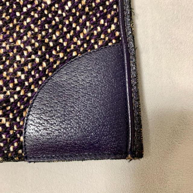PRADA(プラダ)の【最終値下げ】PRADA プラダ ツイード ミニバッグ レディースのバッグ(ハンドバッグ)の商品写真