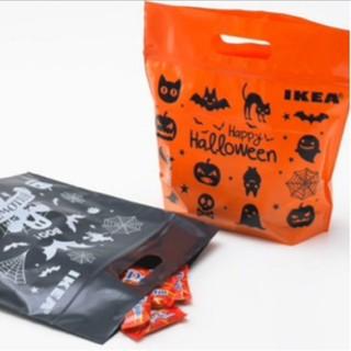 IKEA - イケア限定★*レア商品☆IKEAジップ ハロウィン 小分けお菓子袋 18枚セット