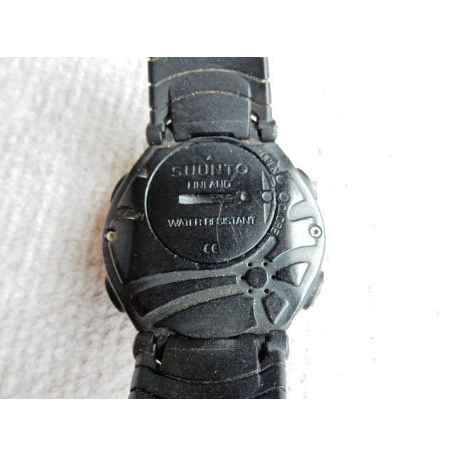 SUUNTO(スント)のSUUNTO/スント VECTOR/ベクター ブラウン 中古稼働品 メンズの時計(腕時計(デジタル))の商品写真