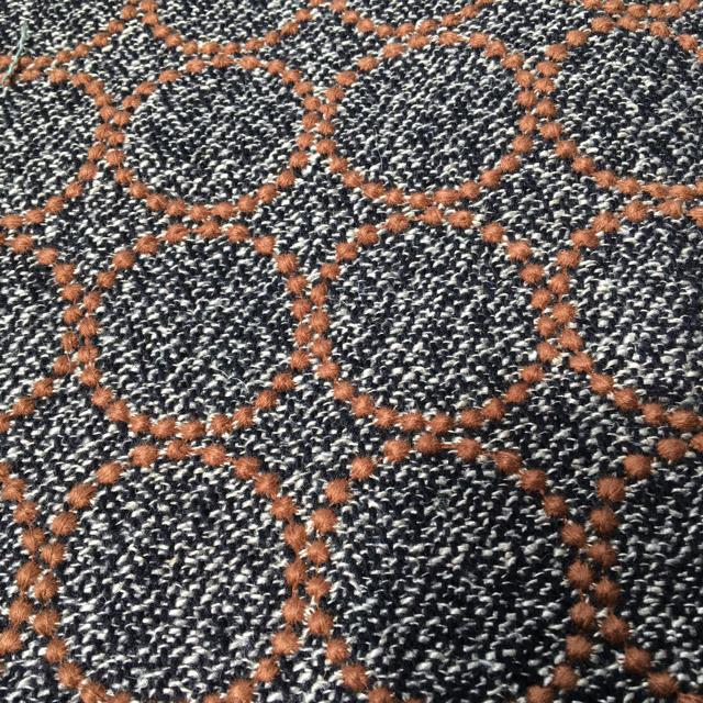 mina perhonen(ミナペルホネン)のミナペルホネン ファブリックtambourine mina perhonen   ハンドメイドの素材/材料(生地/糸)の商品写真