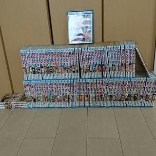 集英社 -  ワンピース漫画  1巻~85巻  Blu-ray付き