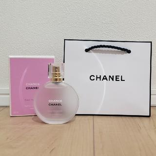 CHANEL - CHANEL チャンス オータンドゥルヘアオイル 箱付き