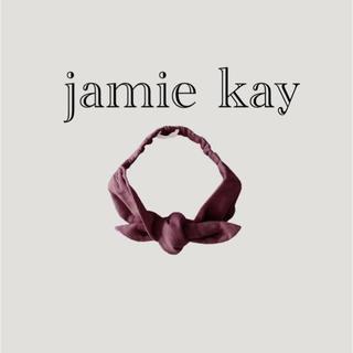 こどもビームス - jamie kay/バーガンディ/ヘアバンド