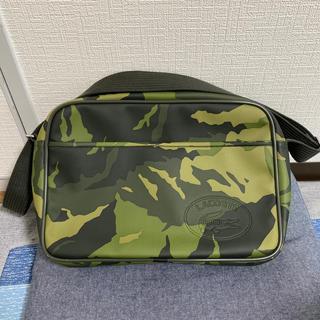 LACOSTE - ラコステ メッセンジャーバッグ 迷彩