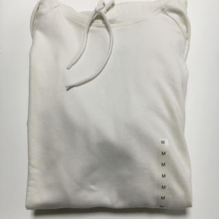 エイチアンドエム(H&M)のパーカー メンズ  H & M  新品未使用(パーカー)