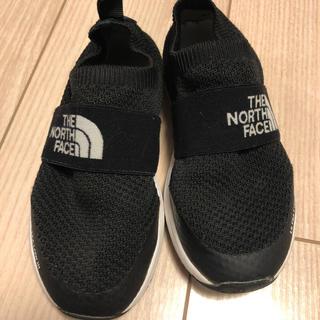 ザノースフェイス(THE NORTH FACE)のノースフェイス  キッズ18cm(スニーカー)