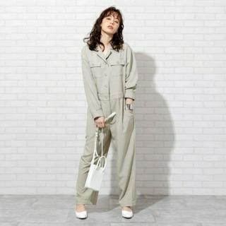コーエン(coen)の新品 コーエン WEB限定 ジャンプスーツ(オールインワン)