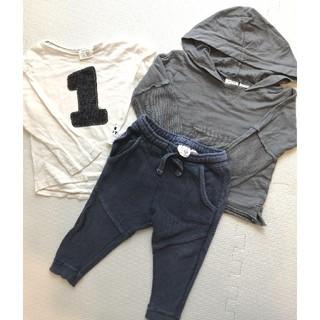 ザラキッズ(ZARA KIDS)のzara baby 86cm(Tシャツ)