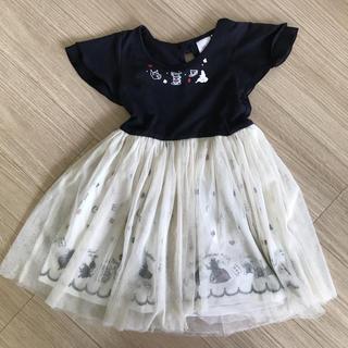 Disney - アリスワンピース ドレス 120