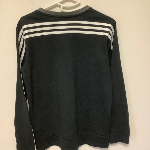 adidas(アディダス)のアディダス長袖Tシャツ  ジュニア160 スポーツ/アウトドアのサッカー/フットサル(ウェア)の商品写真