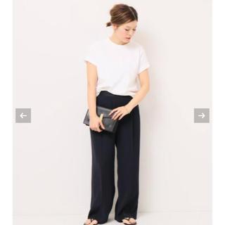 DEUXIEME CLASSE - 美品 完売 Deuxieme Classe EVERYDAY Tシャツ 白