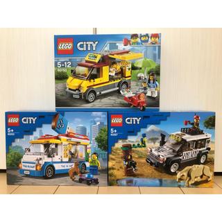 Lego - レゴ(LEGO) 3点セット 60150 60253 60267
