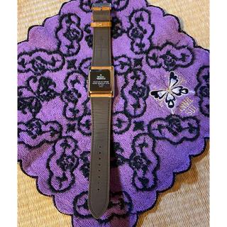 ヴィヴィアンウエストウッド(Vivienne Westwood)のヴィヴィアンウエストウッド アイコン シルバー 腕時計 試着のみ(腕時計(アナログ))
