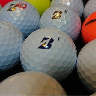 ブリヂストン(BRIDGESTONE)の【良品】ツアーB JGR 24球 ブリヂストン ロストボール ゴルフボール(その他)