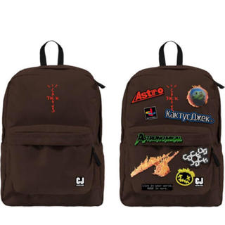 Supreme - 新品未使用 travis scott  cuctus jack Backpack