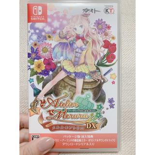 Nintendo Switch - メルルのアトリエ ~アーランドの錬金術士3~ DX Switch