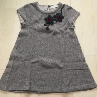 ザラキッズ(ZARA KIDS)のzara 半袖チュニック 140cm(Tシャツ/カットソー)