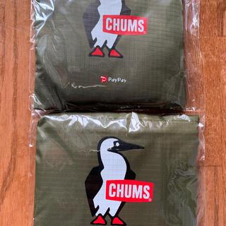チャムス(CHUMS)のチャムスPayPay コラボ エコバッグ2個セット(エコバッグ)