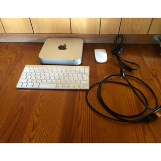 Apple - mac mini2012 Core i7 16G SSD+HDD