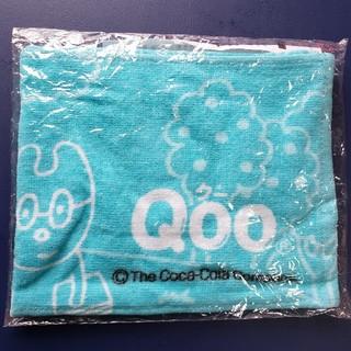 コカコーラ(コカ・コーラ)のQoo タオル Coca-Cola 非売品(タオル/バス用品)