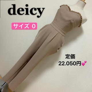 deicy - 定価22.050円✨ deicy ワンピース✨
