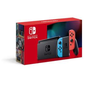 Nintendo Switch - 『大幅お値下げ中』新モデルnintendo switchバッテリ持続時間が長く