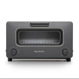 バルミューダ(BALMUDA)の新品 バルミューダ トースター ブラック(調理機器)