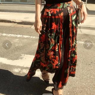 Ameri VINTAGE - AMERI VINTAGE スカーフ スカート